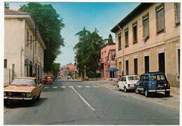 SENAGO - VIA VOLTA - MILANO - AUTOMOBILI - CARS - FIAT 126 - RENAULT 4 - Milano