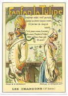 CPM - CENTENAIRE Editions - LES CHANSONS FRANCAISES - 22 - Fanfan La Tulipe - Dessin De H. GERBAULT - Märchen, Sagen & Legenden