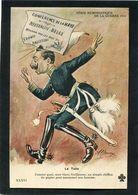 CPA - Illustration Jarry - Série Humoristique De La Guerre 1914 - Guillaume - La Tuile - Weltkrieg 1914-18