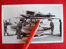 FOTO AEROPLANO  IDROVOLANTE FIAT C 29 - Aviation