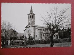 JAUJAC  ( ARDECHE ) L'église - Frankreich