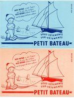 Lot De 6 Buvards, Vêtements Pour Enfants, Petit Bateau. - Kinder