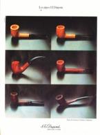 "PUB  PIPES  "" DUPONT ""  1976 ( 1 ) - Pfeifen U. -zubehör"