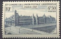 France N°781 Neuf ** 1947 - France