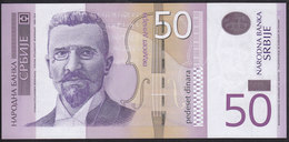 Serbia 50 Dinara 2014 P56 UNC - Serbia
