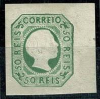 Portugal, 1885, # 8, Reimpressão, MH - Unused Stamps
