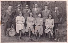 Carte-photo - TARARE ?  (Rhone) -  Vive La Classe 1949  - Photo Etienne à Tarare - Tarare