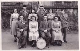 Carte-photo - TARARE ?  (Rhone) -  Vive La Classe 1951  - Photo Etienne à Tarare - Tarare