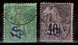 Diégo-Suarez YT N° 2 Et N° 3 Oblitérés. B/TB. A Saisir! - Used Stamps