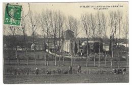 SAINT MARTIN LARS EN SAINTE HERMINE (85) - Vue Générale - Ed. H. Ouvrard, Fontenay Le Comte - Francia