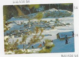 CPM - AUSSOIS (73) (skieurs En Premier Plan) - Altri Comuni