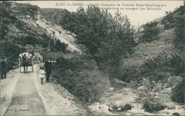 11 ALET / Route Destinee Au Transport Des Dolomies / - Other Municipalities