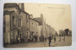 THEVALLES     - Près De  LAVAL  ( Mayenne ) - Altri Comuni