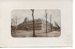 08 Rare SEDAN Carte Gauffrée Couleur Collège Turenne Edt Suzaine Pierson 1909    .JP - Sedan