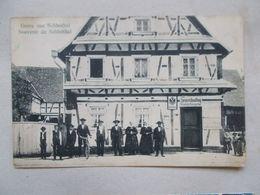 CP DE SCHLEITHAL Gruss Aus Schleithal - Frankreich