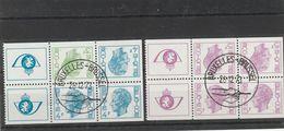 OCB 1700-1702 Eerstedagstempel 28-12-73 - Booklets 1953-....