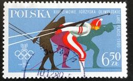 Polska - Poland - P2/19- (°)used - 1980 - Michel Nr. 2676 - Olympische Spelen - 1944-.... Republic