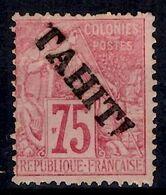 Tahiti YT N° 17 Neuf *. B/TB. A Saisir! - Tahiti (1882-1915)