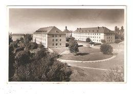 Carte Photo Militaria COBLENCE  KOBLENZ Caserne Vue Générale Peu Commune 1951 - Caserme