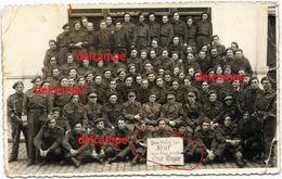 Orgineel Photo Belgian Army Secrete Etat Major Geheim Leger Staf 1945 Verzetsmannen - 1939-45