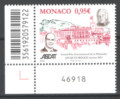 Monaco 2013 Unif.2918 **/MNH VF - Ongebruikt