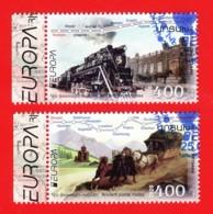 Armenien/Armenie/Armenia/Karabakh 2020, EUROPA CEPT, Ancient Postal Routes - CTO Used - Europa-CEPT