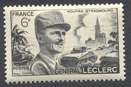 France N°815 Neuf ** 1948 - France