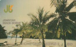 JAMAICA. Jamaican Beach Scene. 3JAMA. (848) - Giamaica