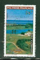 Golf; Polynésie Française / French Polynesia; Scott # 276; Usagé (3408) - Polinesia Francese