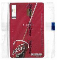 Spain - Telefónica - Telebarna '01 Coca Cola - P-483 - 09.2001, 8.000ex, NSB - Emissions Privées