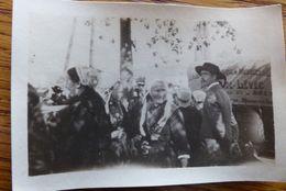 29 - Finistère - Le Folgoet - Pardon 1929 - Places
