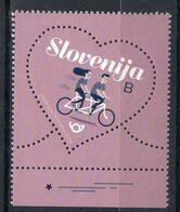 SLOVENIE - SLOVENIA - 2020 - LOVE - AMOUR - BICYCLE - BICYCLETTE - COEUR - HEART - - Slovenia