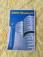 Billet D'entrée Au Musée BMW De Munich - Tickets D'entrée