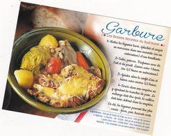 LA GARBURE: Edit: JACK: N° 9891  (neuve) - Ricette Di Cucina