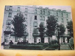 03 2045 CPA - HOTEL GALLIA. VICHY. R. JONON, PROPRIETAIRE. - Vichy