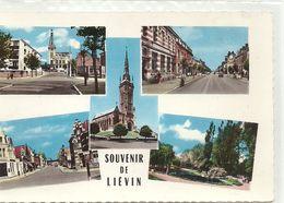 07 - 2020 - PAS DE CALAIS - 62 - LIEVIN - CPSM PF Couleur Multivues - Lievin