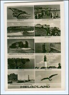 U4242/ Helgoland Foto Ak Ca.1935  - Helgoland
