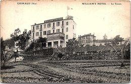 SPORT TENNIS -- GRIMAUD --  William's Hôtel - Le Tennis - Tennis