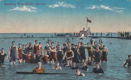 ERIE BEACH, Ontario, Canada, 1900-10s; Bathers - Sonstige