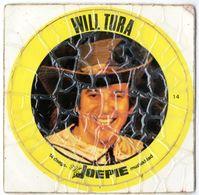 Sticker Will Tura Uitgegeven Door De Joepie - Zonder Classificatie
