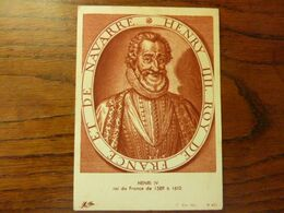 HENRI IV Roi De France De 1589 à 1610 - Altri