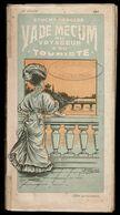1907 Vade Mecum Du Voyageur & Du Touriste - Bruxelles - Ostende - Spa - Liège - Luxembourg LIEBIG / OXO - Illus. Xhardez - Cultuur