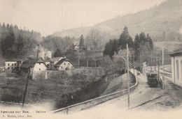 Eévieux Sur Bex Suisse (1724)  - Saline - VD Waadt