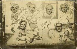 "CP De BRUXELLES "" Exposition 1935 "" Carte Photomaton  RARE - Wereldtentoonstellingen"
