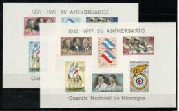 NICARAGUA 1977 ** - Nicaragua