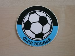Ancien Autocollant CLUB BRUGGE - Other