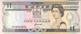 Fiji 1 Dollar, P-89 (1993) - UNC - Fiji