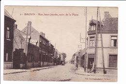 2 - BAUVIN -  Rue Jean-Jaurès - Coin De La Place - Altri Comuni