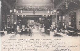 Liège (Café Du Petit Trianon, 12 Boulevard De La Sauvenière) - Intérieur - Luik