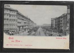 AK 0549  Wien - Kolowrat-Ring / Verlag Ledermann Um 1898 - Wien Mitte